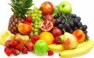 Obsah složek ve vybraných druzích ovoce a zeleniny