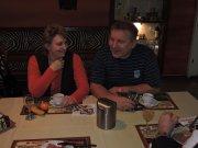 Hostitelé loňského setkání, manželé Gajdošovi